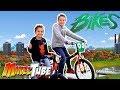 Vamos al Cine con 200 Amigos a ver la peli Bikes