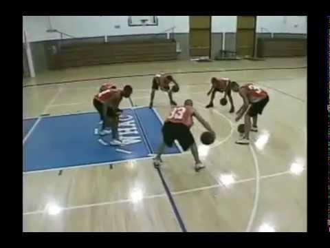 Ball handling drills for basketball beginners  |Better Ball Handling Drills