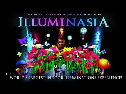 """ILLUMINASIA"" by International Special Attractions 2014"