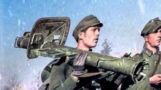 Suomussalmi 1940 och Landstigningen i Torneå
