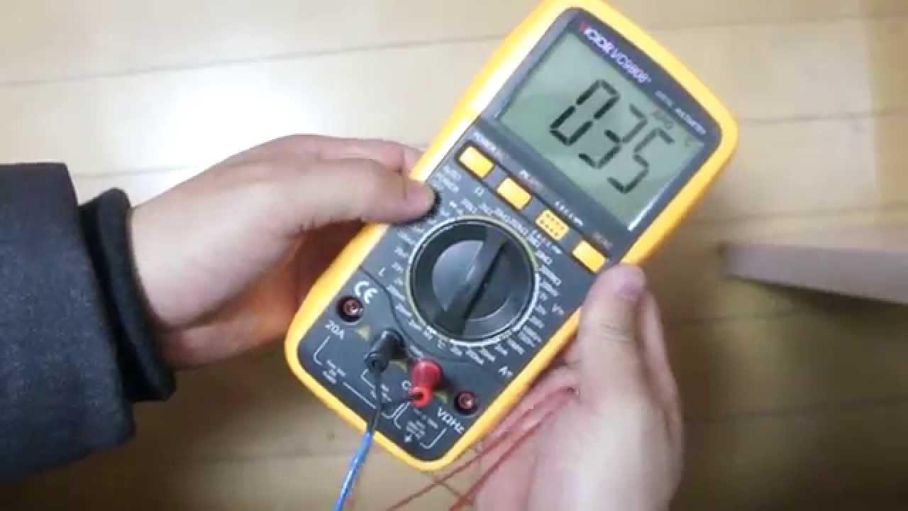 Farad Symbol On Multimeter : Capacitance symbol on multimeter pixshark