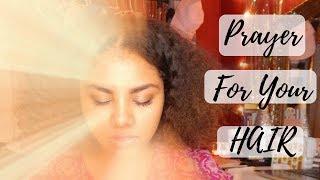 Praying for Hair Growth & Healing