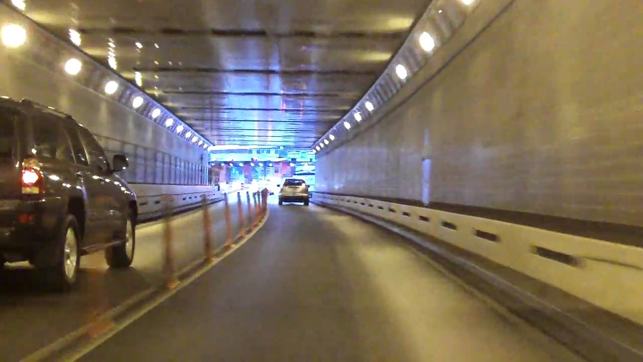 queensmidtown tunnel eastbound youtube