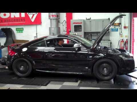 Audi TT TDi Quattro : Rolling Road @ Awesome GTI