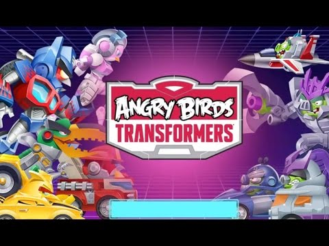 Angry Birds Transformers - Злые птицы трансформировались на Android(Review)