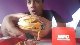 Dégustation Chiken Poulet + Big Burger + blindage de frommage fondu thumbnail