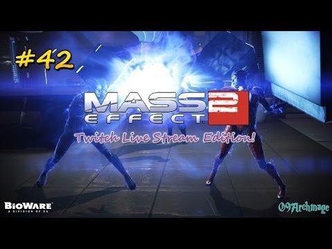 Mass Effect 2 (PC) Walkthrough Gameplay | Samara: The Ardat-Yakshi | Episode #42