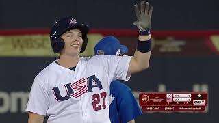 Highlights: Korea v USA - Women