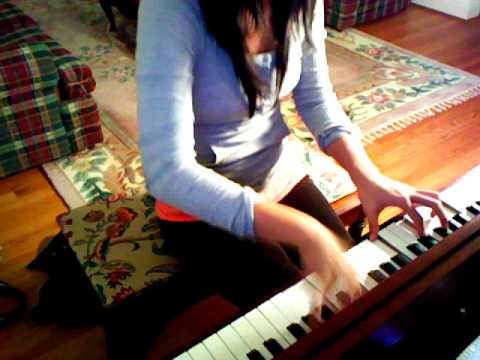 Superhuman - Chris Brown feat. Keri Hilson piano cover