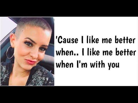 """I Like Me Better"" - Cimorelli (Cover - Lyrics)"