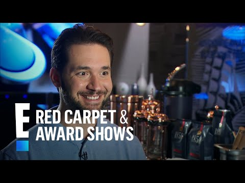 Alexis Ohanian Gushes Over Serena Williams' Loveable Traits | E! Live from the Red Carpet
