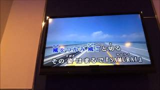 ユニコーン「SAMURAI5」歌ってみた