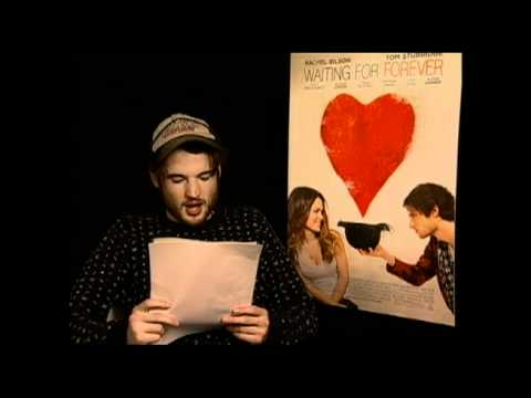 Tom Sturridge Answers Your Questions #5