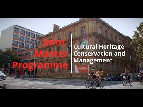 Cultural Heritage Conservation and Management (International Joint Master Programme)