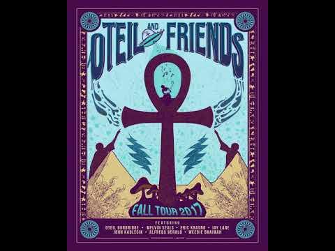 Oteil & Friends Fall 2017 Solo Tour