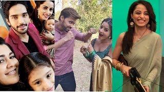 Nazar Serial Actor's Latest Offscreen Masti | Mona Lisa | Harsh Rajput | Niyati Fatnani | Sumit Kaul