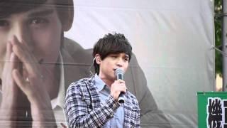 2010-11-20 倪安東 - Sorry That I Loved You 【第一課】 簽唱會 in 台南 南方公園