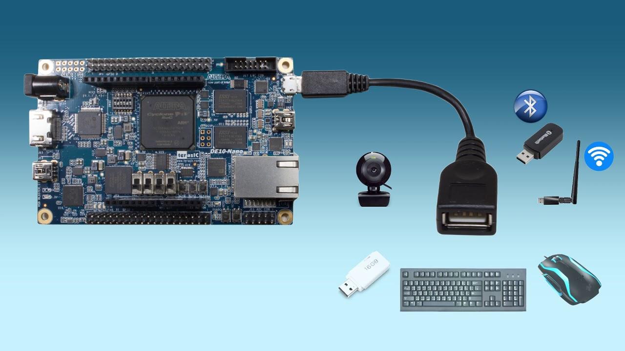 Terasic - DE Main Boards - Cyclone - DE10-Nano Kit