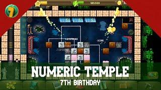 Numeric Temple   7th Birthday #20   Diggy's Adventure