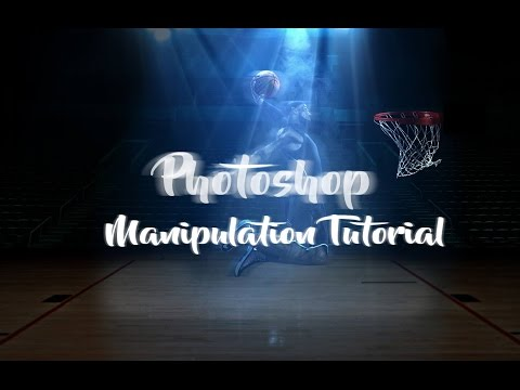How to Make a Photoshop Manipulation - Tutorial