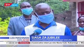 Siasa za Jubilee: Wanaompinga rais waonywa Nakuru