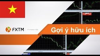 FXTM - Learn how to trade forex using MT4 - VIETNAMESE