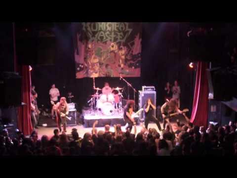 MUNICIPAL WASTE live at Denver Black Sky II, Aug. 2nd, 2014 (FULL SET)