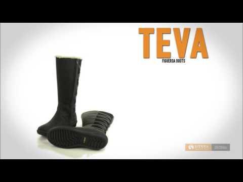 Teva Figueroa Boots - Waterproof, Nubuck (For Women)