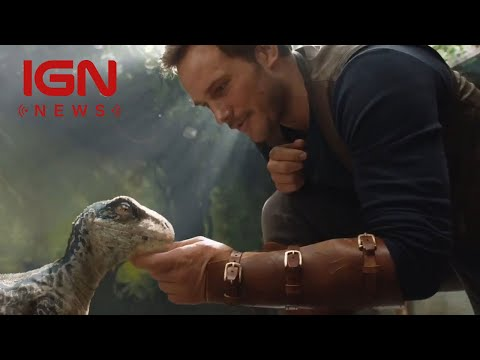 Download Youtube: Jurassic World 2 Clip Teased on Twitter - IGN News