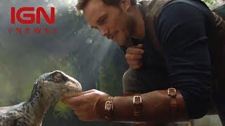 Jurassic World 2 Clip Teased on Twitter - IGN News