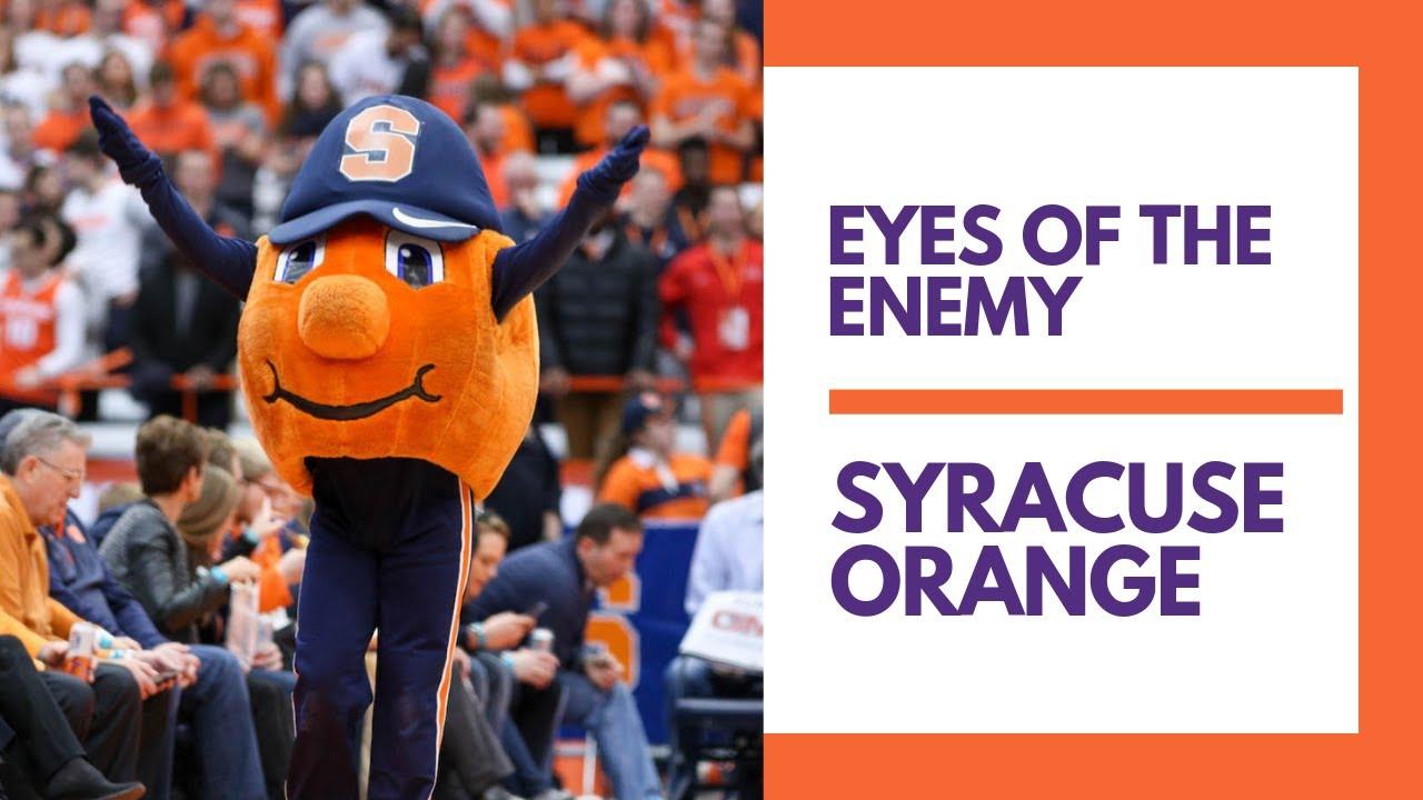 Troy Nunes Is An Absolute Magician, a Syracuse Orange community