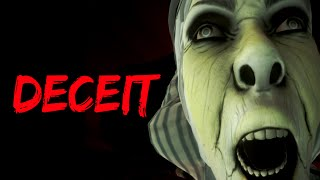 Deceit - HAUNTED HOUSE OF BLOWUP DOLLS