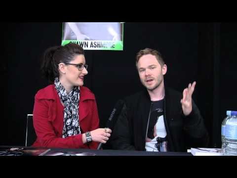 Oz Comic-Con Melbourne - Aaron and Shawn Ashmore Interviews