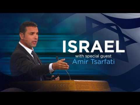 AMIR TSARFATI—2017 Prophecy. Year Of Global Pressures!