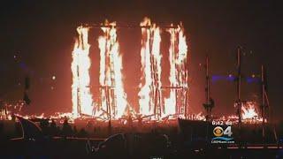 Tragedy At Burning Man Festival