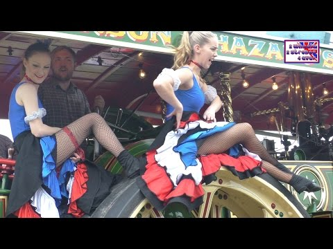 PICKERING STEAM RALLY 2015: MY HIGHLIGHTS