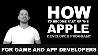 How to become part of the Apple Developer Program?