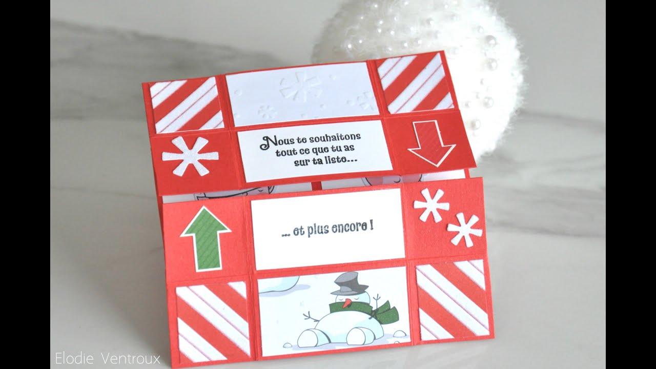 Carte Stampin Up.La Carte Sans Fin Stampin Up