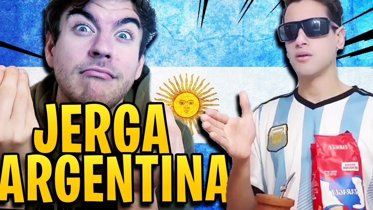 """NO ENTIENDO NADA!"" ESPAÑOL REACCIONA A JERGA MUY ARGENTINA 🇦🇷 *IMPRESIONANTE* Ft Maxi Fontan"