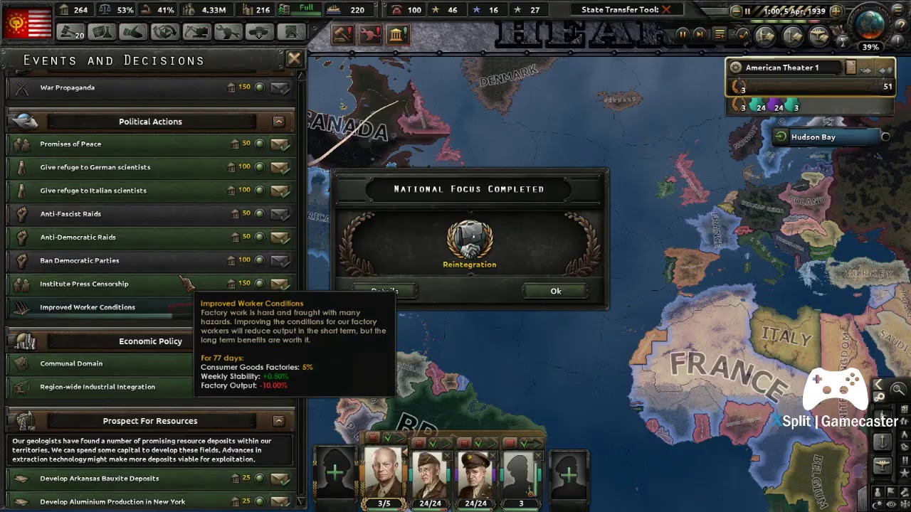 HOI4 Earl Browder and the Space Marines Invade Everybody - YouTube