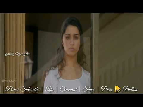 😓 Un Mugathai Paarkave 😢 Sad 💔Whatsapp Status Video | Aashiqui 2 Version
