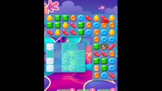 Candy Crush Jelly Saga Level 166 - NO BOOSTERS