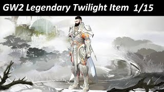 GW2 Twilight 1: The Experimental Nightsword Final Sorrow
