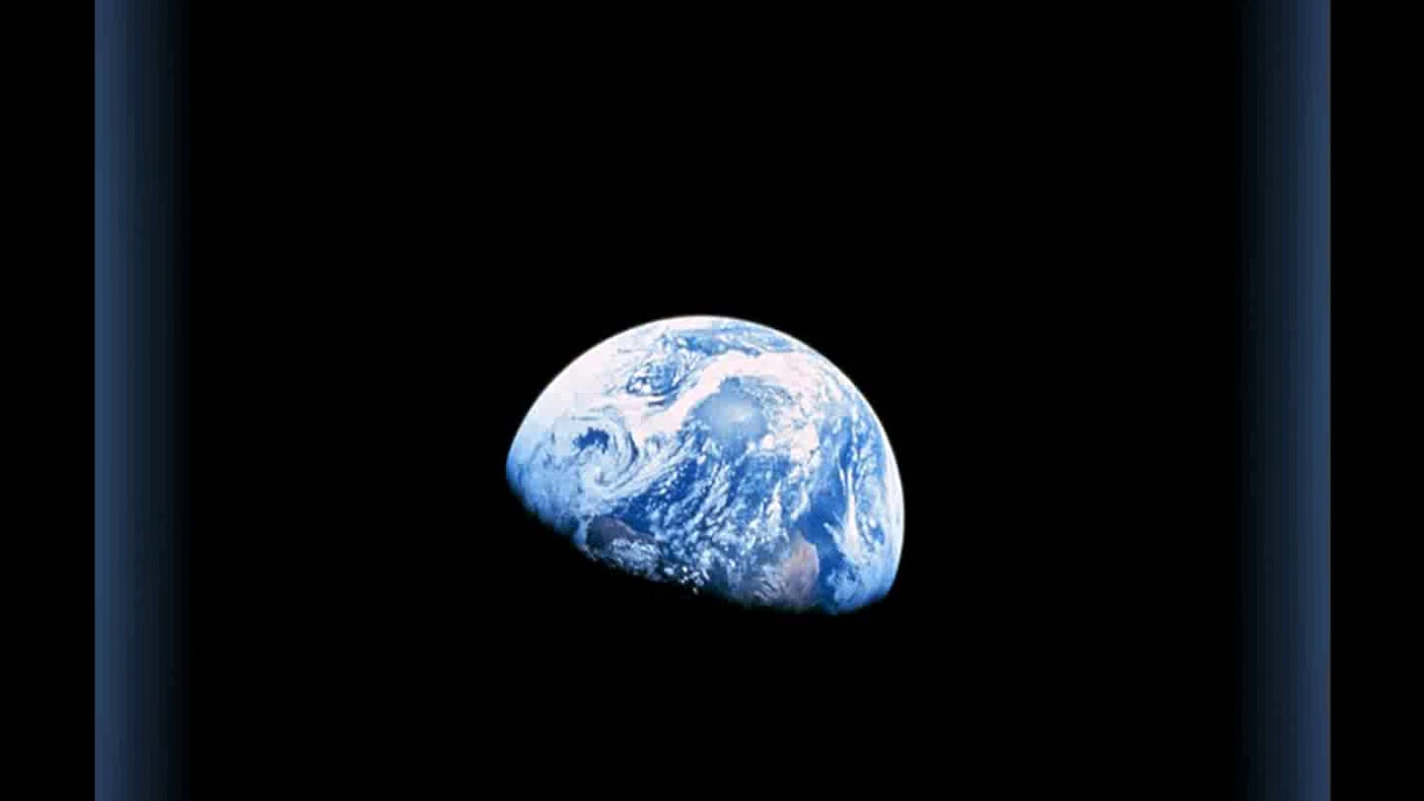 S8s9 The Earth Black Space Animated Wallpaper Youtube