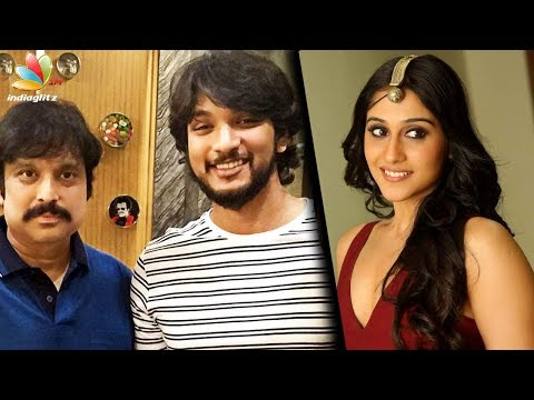 Karthik and Gautham to act together for the first time | Regina Cassandra Next Movie