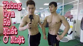Vlog 122: Tập Gym Thay Đổi Cuộc Sống ở Nhật | DEGO TV ft Apollo Gym