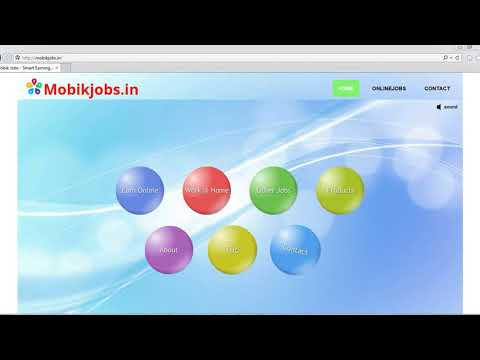 Mobikjobs Smart Online Jobs
