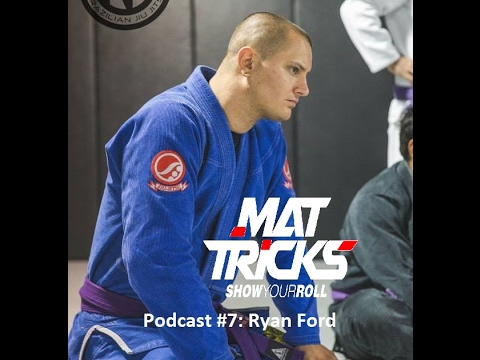Ryan Ford Talks About Running a BJJ Podcast and Lessons Learned from Champions