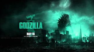 GODZILLA 2014-HEROES THE WALLFLOWERS