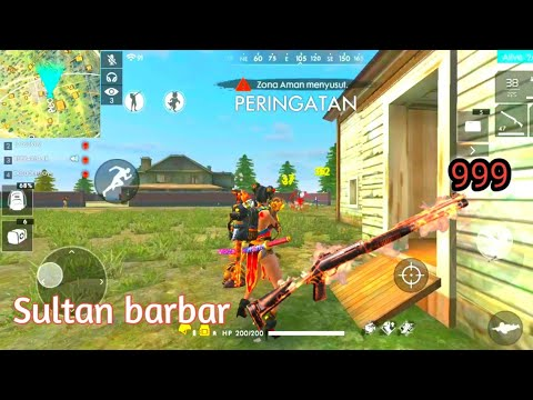 Sultan barbar turun peak auto rata - rich people free fire - 동영상